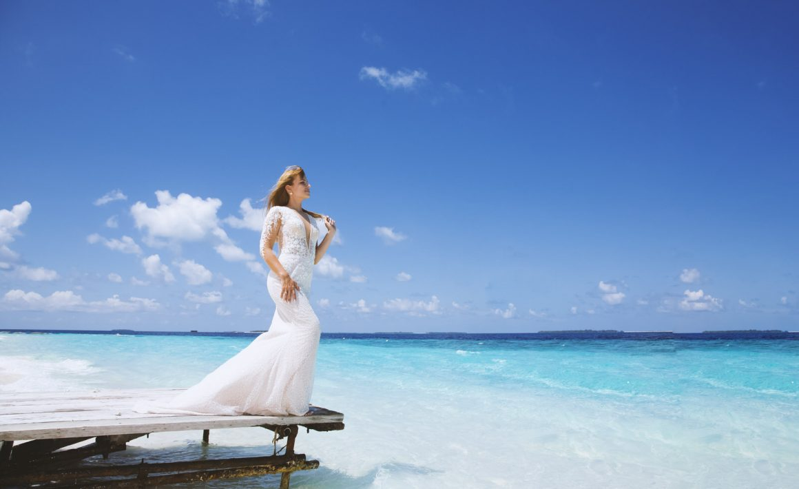 maldives romantic wedding adventure photographer