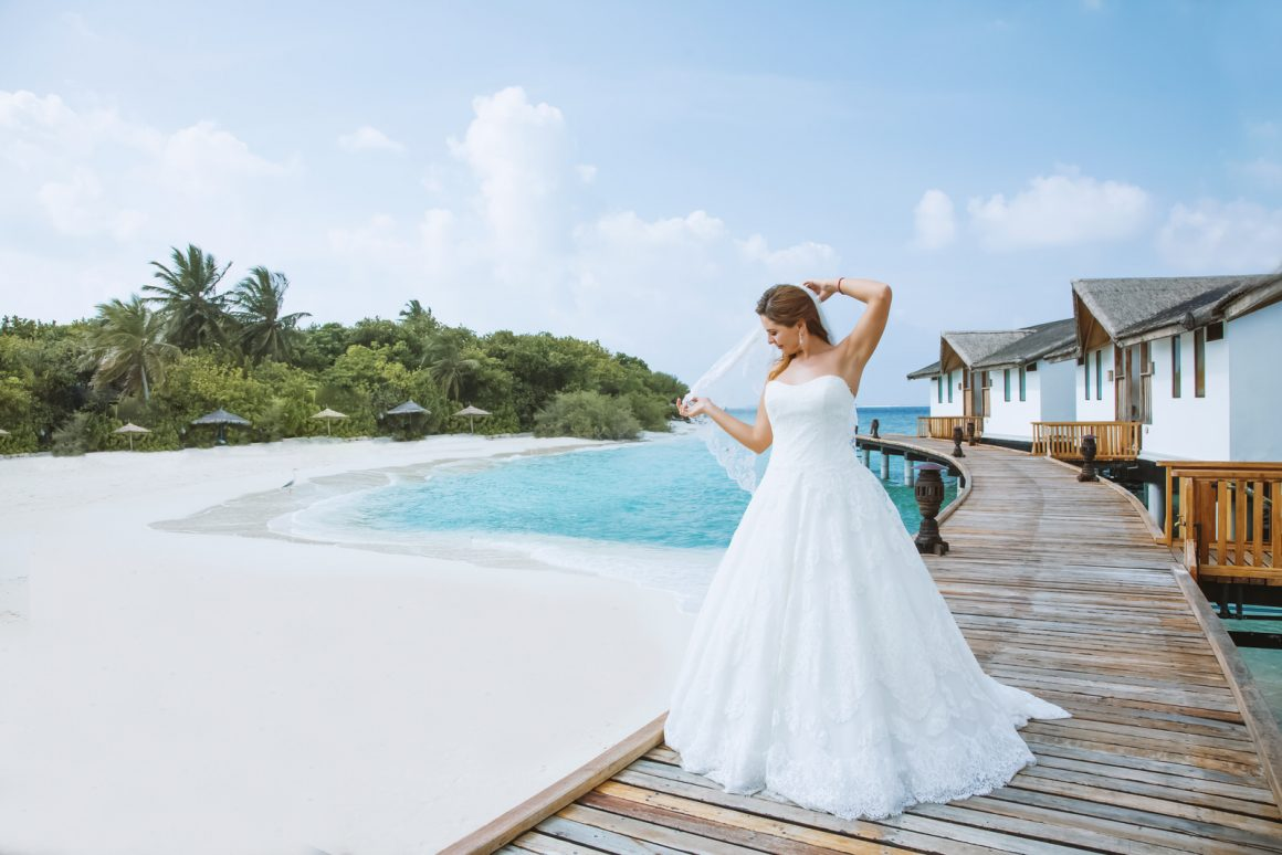 wedding locations by in maldives