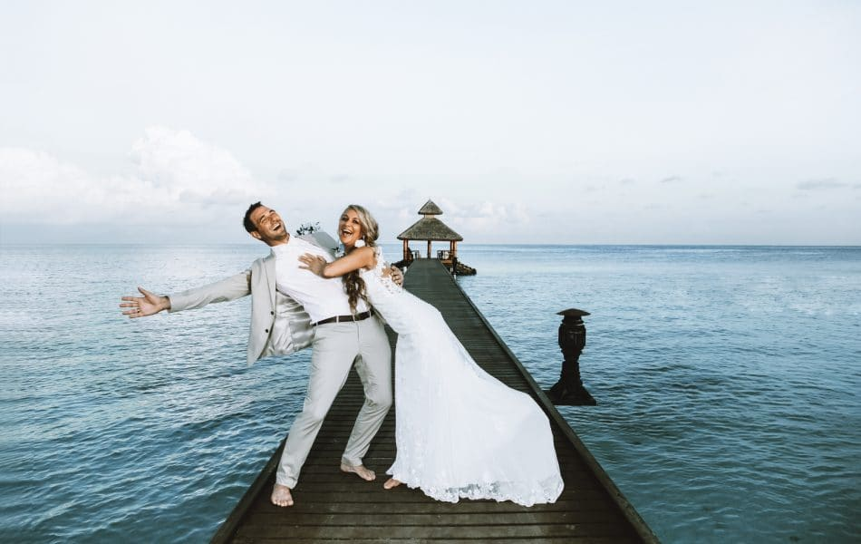 photography bride and groom wedding in maldives